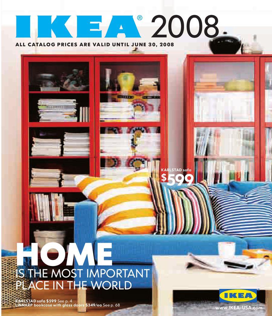 Ikea Vitrinentür ikea catalog 2008 by ikea