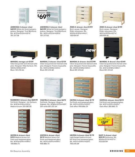 page 173 of ikea catalog 2008. Black Bedroom Furniture Sets. Home Design Ideas