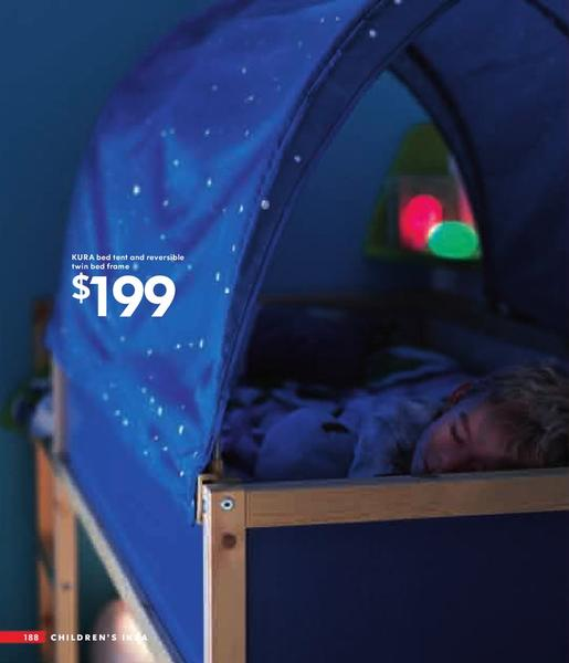 Page 188 of ikea catalog 2008 Twin bed tent ikea