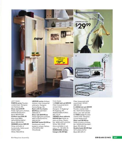 page 207 of ikea catalog 2008. Black Bedroom Furniture Sets. Home Design Ideas