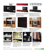 2 drawer bench and wall shelf in ikea catalog 2008 by ikea. Black Bedroom Furniture Sets. Home Design Ideas