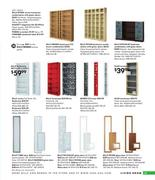 ikea billy bookcases in ikea catalog 2008 by ikea. Black Bedroom Furniture Sets. Home Design Ideas