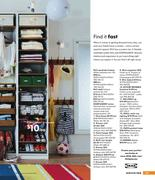 shelf dividers in ikea catalog 2008 by ikea. Black Bedroom Furniture Sets. Home Design Ideas