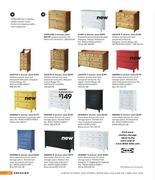 3 drawer chest in ikea catalog 2008 by ikea. Black Bedroom Furniture Sets. Home Design Ideas