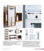 cabinet with mirror door shelves in ikea catalog 2008 by ikea. Black Bedroom Furniture Sets. Home Design Ideas