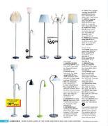 Ikea Halogen Floor Lamp: IKEA Catalog 2008,Lighting