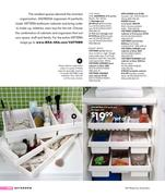 white bathroom cabinet in catalogue 2009 by ikea