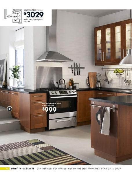 Ikea del kitchen best home decoration world class for Normal kitchen pictures