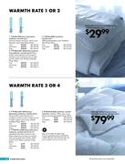 warmth rating in mattresses 2009 by ikea. Black Bedroom Furniture Sets. Home Design Ideas