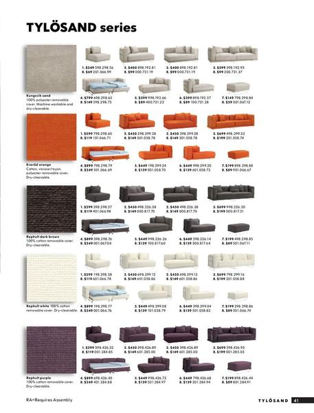 Page 41 Of Sofas 2009