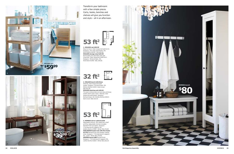 Nett Badezimmer Bank Ikea Bilder Besten Wohnideen Kinjolas With Ikea Bilder