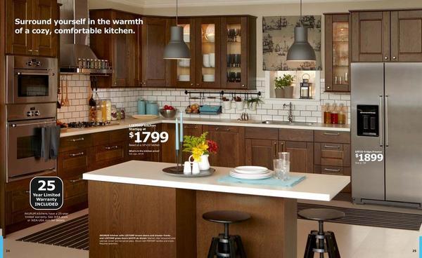 Ikea Kitchen Dreambook