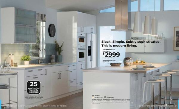 Page 15 of kitchen dreambook usa 2013 for Ikea kitchens usa