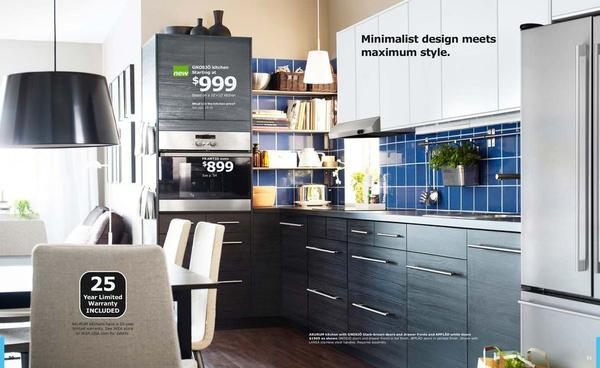 Page 16 of kitchen dreambook usa 2013 for Ikea kitchens usa