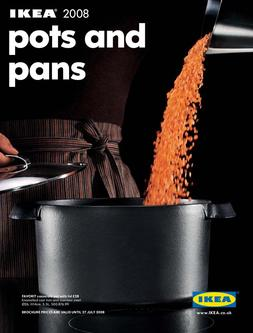 Pots and Pans 2008