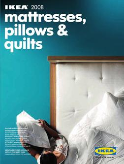 Mattresses, pillows & quilts 2008