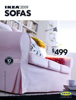 Sofas 2009 by Ikea