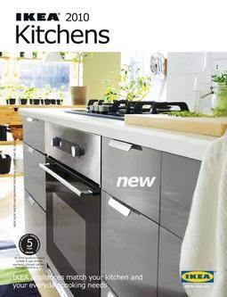 Black kitchen cabinets in kitchens 2010 by ikea - Kitchen cabinets design catalog pdf ...