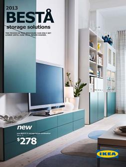 BESTÅ storage solutions 2013
