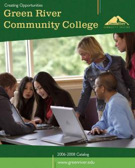 Green River Community College 2006-2008 Catalog