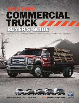 2013 Commercial TruckBuyer Guide
