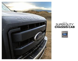 Super Duty Chassis Cab 2015