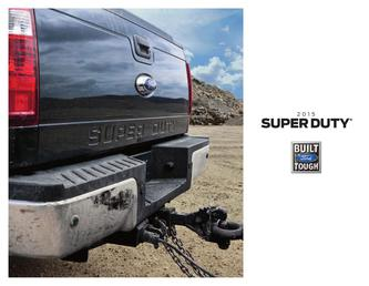 Super Duty Commercial 2014