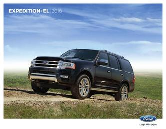 Ford Expedition 2016 (Spanish)