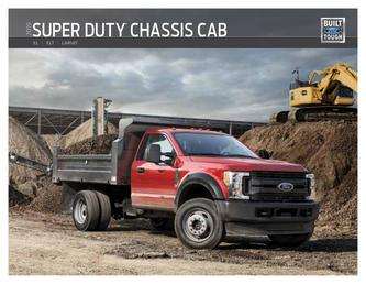 2019 Ford Chassis Cab