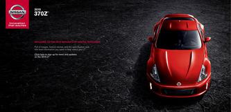 2015 Nissan 370z Coupe