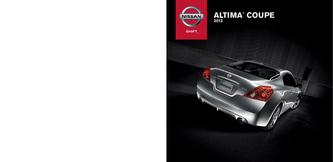 2013 Nissan Altima Coupe (Spanish)