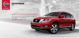 2015 Nissan Pathfinder (Spanish)