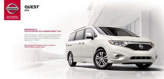 2015 Nissan Quest (Spanish)