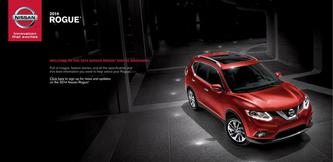 2014 Nissan Rogue Select (Spanish)