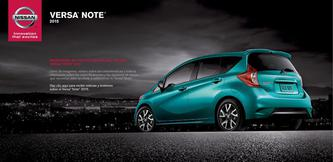 2015 Nissan Versa Note (Spanish)