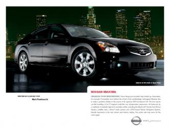 Nissan USA catalogs