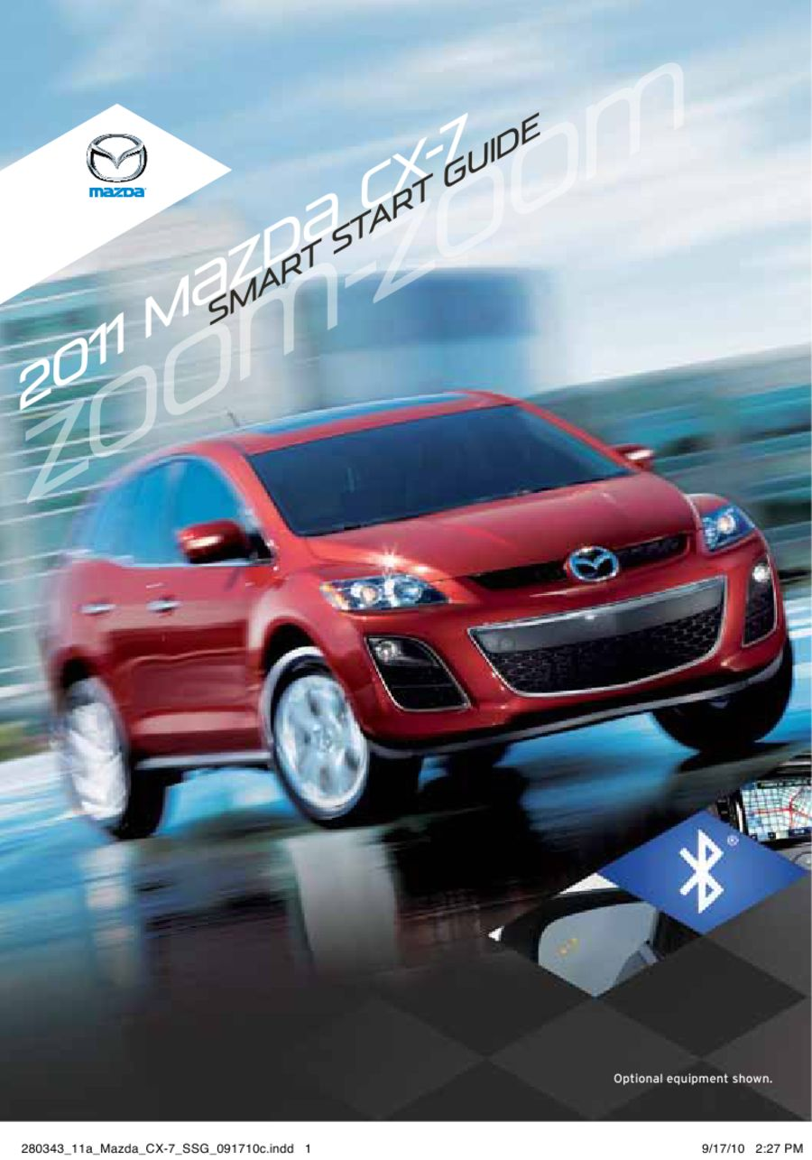 2011 cx 7 smart start guide by mazda usa rh who sells it com 2014 mazda cx-5 smart start guide 2017 mazda 6 smart start guide