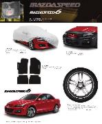 Mazdaspeed Performance Accessories 2006