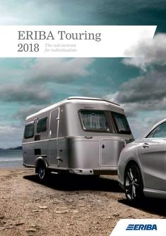 ERIBA Touring UK 2018