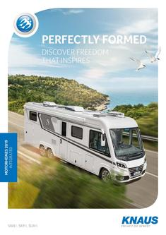 KNAUS Motorhomes (integrated) 2018/2019
