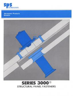 Series 3000 Structural Panel Fasteners