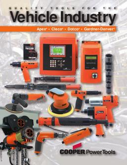 Quality Tools for the Vehicle Industries
