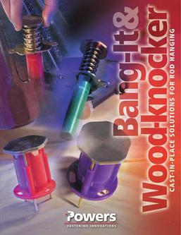 Powers Fasteners catalogs