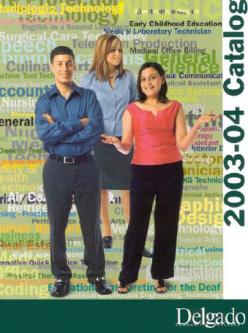 Delgado Community College 2003-2004 Catalog