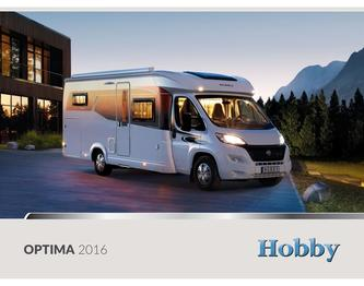 Optima Motorhomes 2016