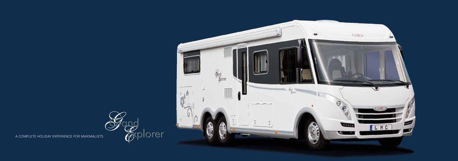 LMC Grand Explorer 2013 by LMC Caravan